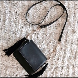 Zara Crossbody Bag with Tassel